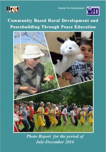 """Community Based Rural Development & Peacebuilding Through Peace Education"" project Photo-report for the period of July -December, 2016"