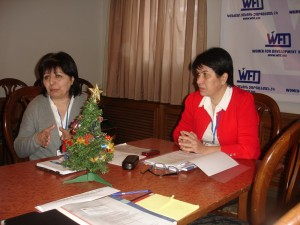 WFD work meeting, December 12